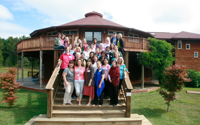Holistic healing classes like this Healing Touch Level 4 class