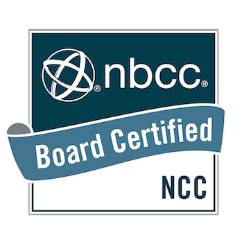 Board Certified Counselor Badge